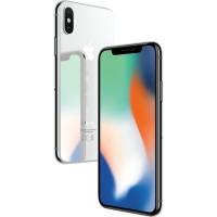 New iPhone X 256GB Silver Garansi International