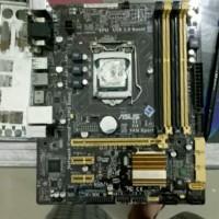 ASUS B85 B85M-G Plus Core I5 4440 Haswell 3.1 Ghz Prokomputer