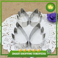 Angel Wings Stainless Cake Molds For Kitchen Baking