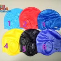 Topi Renang Speedo Kuping (IMPORT)