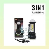 3 in 1 Flashlight 2/ Senter