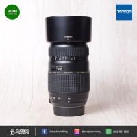 SECONDHAND - Tamron AF 70-300mm f4-5.6 Fit Nikon - Gudang Kamera