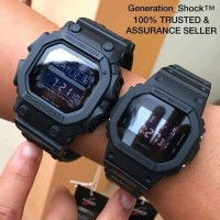 BESTSELLER COUPLE JAM TANGAN CASIO G-SHOCK GX 56 & DW 5600