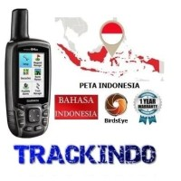 GPSMAP 64sc. Peta Indonesia Raya - Garansi 1 Tahun
