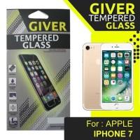 TEMPERED GLASS GIVER Semua Tipe Oppo Dan Realme ANTI GORES LAYAR HP