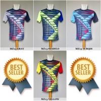 Kaos Voli Volly Volley Mizuno MZ13 (Baju Kaos Jersey Olahraga)
