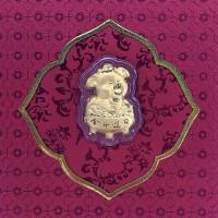 Tiaria Goldbar 24K Pig Wallet Logam Mulia Emas Murni 24 Karat 0.1 gram