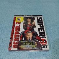 Blu Ray Original Deadpool 2 4K Ultra HD Digibook