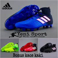 Sepatu Bola Anak Nike Magista Pink Blue