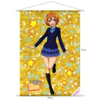 Wall Scroll - Poster - Anime - Love Live - Rin Hoshizora