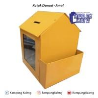Kotak Donasi - Amal