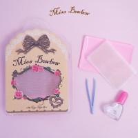 Miss Bowbow Premium Invisible Eyelid Tape Yellow Size M Sensitive Skin