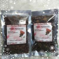 Teh Mawar - Rose Tea