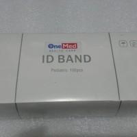 OneMed Gelang Pasien ID Band Bayi