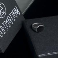 Cincin Pria - Madison Silver