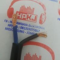 kabel speaker 2 x 1.5 serabut 2 1,5mm