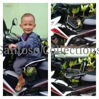 Kursi bonceng / Boncengan Anak EXPRO Untuk Motor Bebek MANUAL