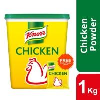 Knorr Chicken Powder Tub 1 kg free KCP 200 gr