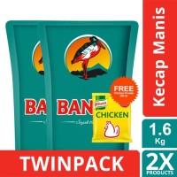 Twin Pack - Bundling Bango 1.6 kg free KCP 200 gr