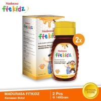 Madurasa Fitkidz Botol 140gr PET Multivitamin Anak Twinpack (2pcs) FS