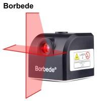 Borbede Laser Level SelfLeveling 2 Red Horizontal and Vertical