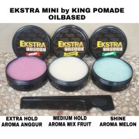 EKSTRA POMADE MINI AROMA BUAH by KING POMADE GROUP
