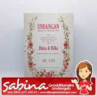 Blangko Undangan HC 150   Sabina Undangan