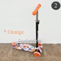 21st Kickboard Scooter Motif / Scooter Anak Roda 3 / Otopet Anak No.2