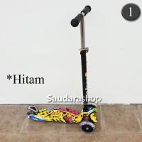 21st Kickboard Scooter Motif / Scooter Anak Roda 3 / Otopet Anak No.1