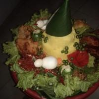 Tumpeng Porsi 4 By YS Foodies