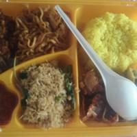 Bento Makan dari YS Foodies