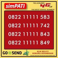 Nomor Cantik Perdana Telkomsel Simpati Seri Panca 2 Hoki