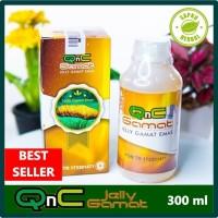 Obat Penghilang Varises di Kaki Betis - QnC Jelly Gamat