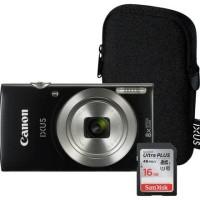 Kamera CANON IXUS 185 20.0 MP+ Bonus SDHC 8GB+CASE