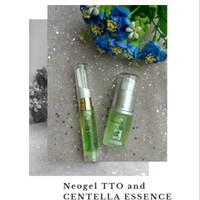 Serum GLOWING wajah Nirmalakalyani centella essence plus neogel