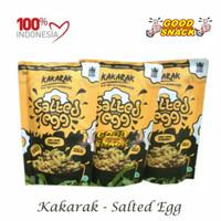 Kakarak - Makaroni Spiral Salted Egg - 100gr