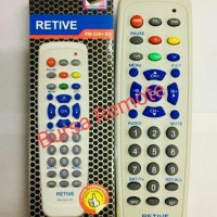 REMOT/REMOTE MULTI PARABOLA/RECEIVER MP2 type RM-228