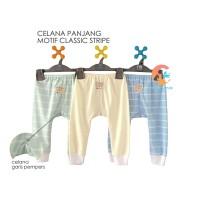 CHIYO 3pcs Celana Panjang Motif Size S,M,L (II)