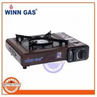 Winn Gas W-1B 2in1 Kompor Gas Portable Kompor Camping ORIGINAL