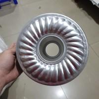 Loyang Press Cake/Loyang Press Bolu 22 cm Kualitas Import