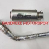 Knalpot SC Project Grade Ori For Nmax-Xmax-Aerox 155-R15-PCX 150-GSX
