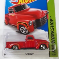 HOT WHEELS CHEVY 52