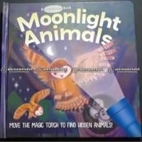 Jual Wm Bbw A Lightbeam Book Moonlight Animals Buku Mengenal