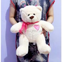 Jual Boneka Bantal Lucu Boneka Animasi Boneka Teddy Bear Dada Love Pita Ba Jakarta Barat Cersei Official Tokopedia