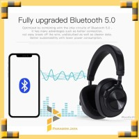 dd56097d95a Bluedio T6 Active Noise Canceling headphones Wireless with Microphone