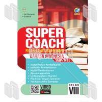 BUKU SUPER COACH BAHASA INDONESIA SMP/MTs KELAS VIII K13 REVISI