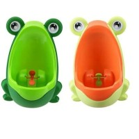 Babysafe - Pee Trainer Urinal Potty frog - Baby ministry