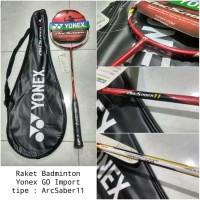 Raket Badminton bulutangkis Yonex Arcsaber11