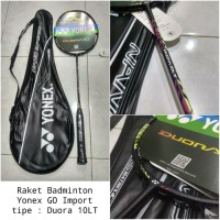 Raket Badminton bulutangkis Yonex Duora 10LT