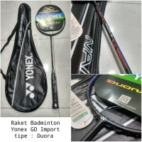 Raket Badminton bulutangkis Yonex Duora 10